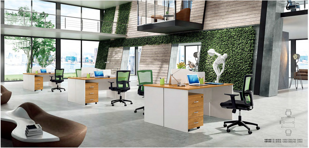 板式办公桌-04