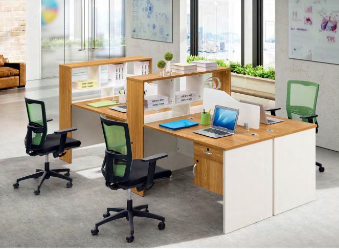 板式办公桌-08