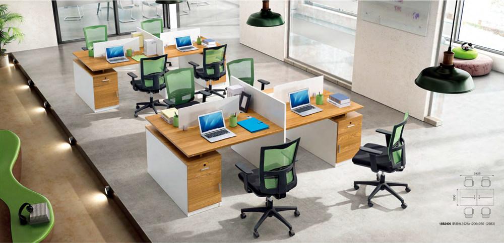 板式办公桌-10