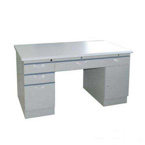 钢制办公桌-06
