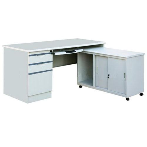 钢制办公桌-11