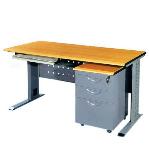 钢制办公桌-12