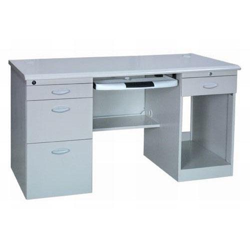 钢制办公桌-16